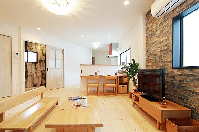 京都市西京区K様邸2階改装工事