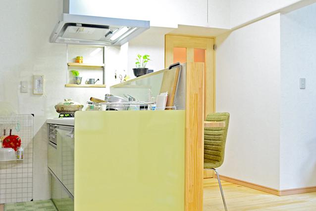 京都市中京区M様邸キッチンリフォーム