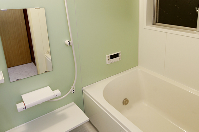 S様邸一戸建て浴室リフォーム