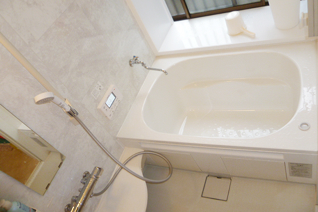 埼玉県上尾市S様邸一戸建て浴室リフォーム
