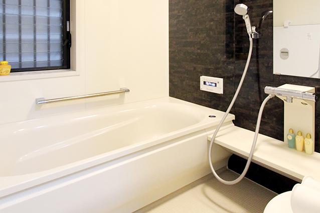 京都府向日市T様邸一戸建て浴室リフォーム
