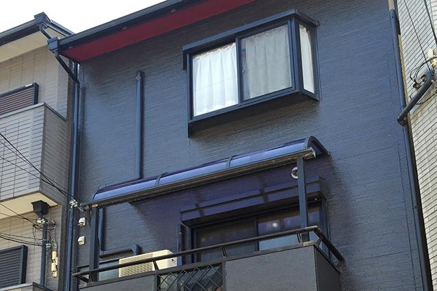 京都市山科区O様邸外壁塗装
