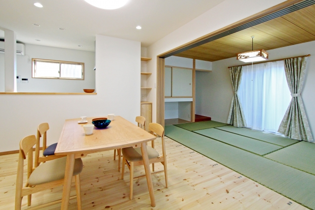 京都市伏見区H様邸全面改装工事