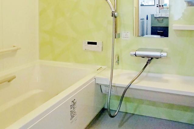 京都市伏見区A様邸一戸建て浴室リフォーム