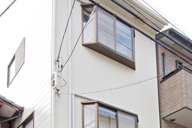 京都市南区T様邸外壁塗装