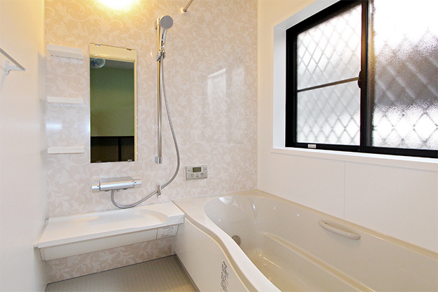 京都市西京区N様邸一戸建て浴室リフォーム