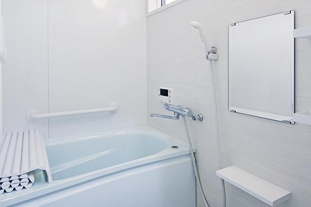 京都府向日市H様邸一戸建て浴室リフォーム