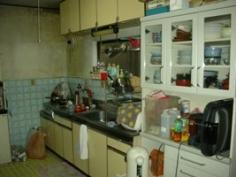 I型キッチンリフォーム