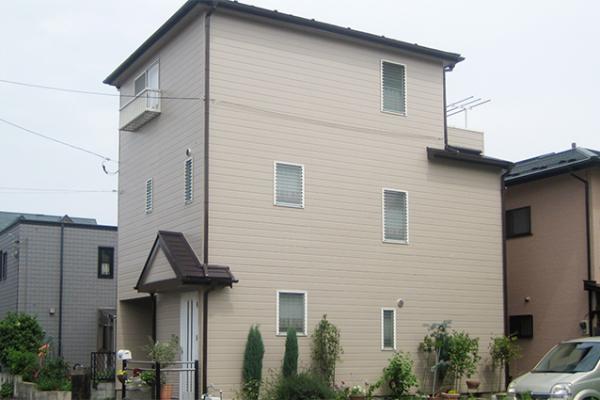 埼玉県坂戸市W様邸外壁リフォーム