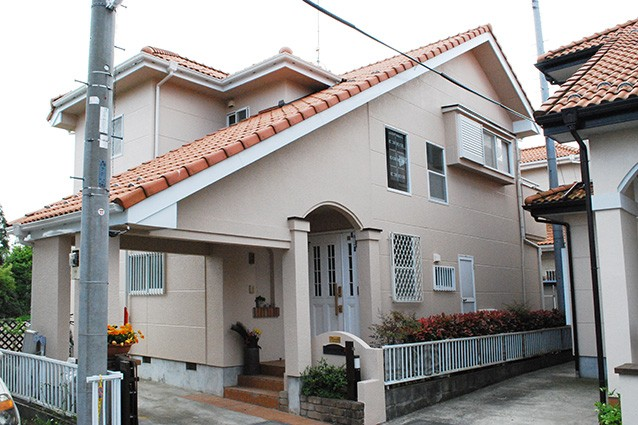 埼玉県鴻巣市K様邸外壁塗装