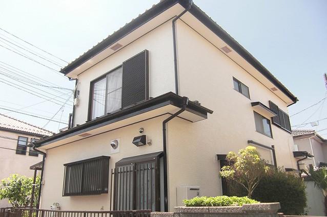 埼玉県上尾市M様邸外壁塗装