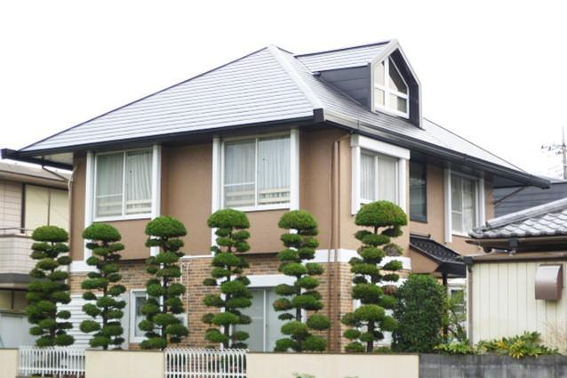 埼玉県鴻巣市S様邸外壁塗装
