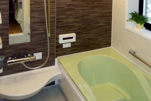 埼玉県鶴ヶ島市K様邸一戸建て浴室リフォーム