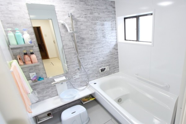 奈良県香芝市K様邸一戸建て浴室リフォーム