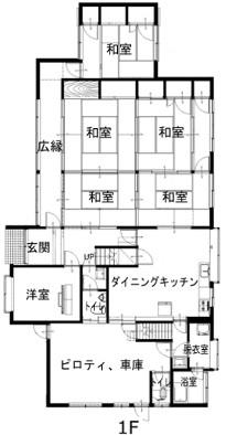 2階BEFORE