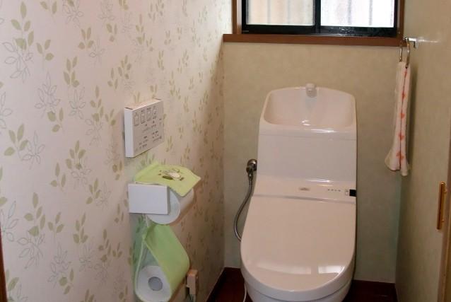 埼玉県鶴ヶ島市M様邸一戸建てトイレリフォーム