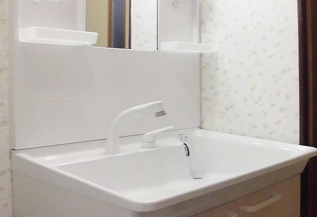 奈良県香芝市T様邸洗面所リフォーム