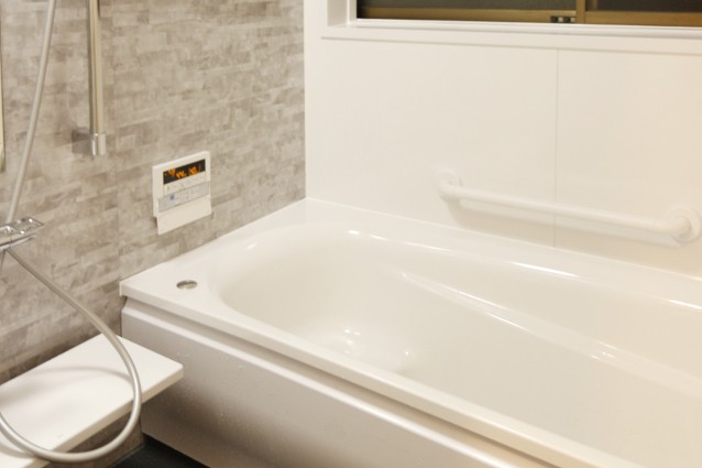 N様邸一戸建て浴室リフォーム