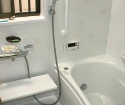 埼玉県川越市H様邸一戸建て浴室リフォーム