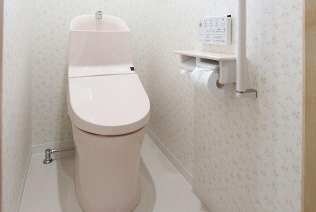 奈良県吉野郡I様邸トイレ