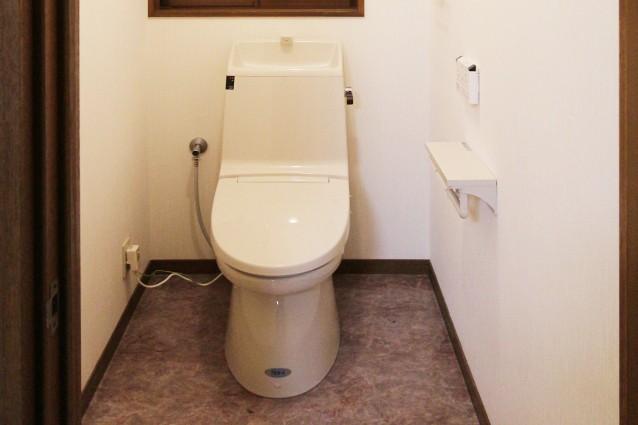 W様邸一戸建トイレリフォーム