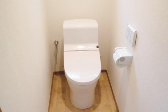 奈良県橿原市N様邸トイレ