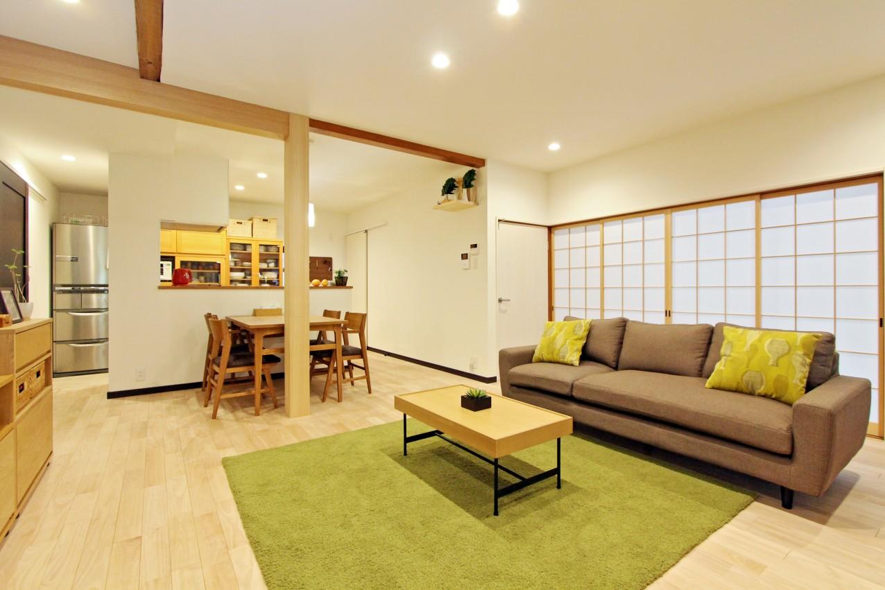 二世帯住宅を心地よい空間に!