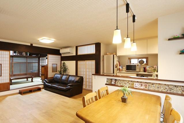 奈良県桜井市T様邸1階改装工事