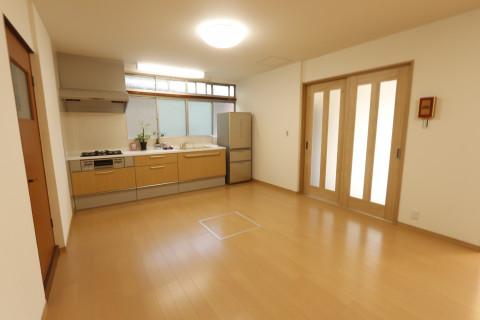 岐阜のリフォーム、大垣のリフォーム、水廻り改装、キッチン改装、和室改装