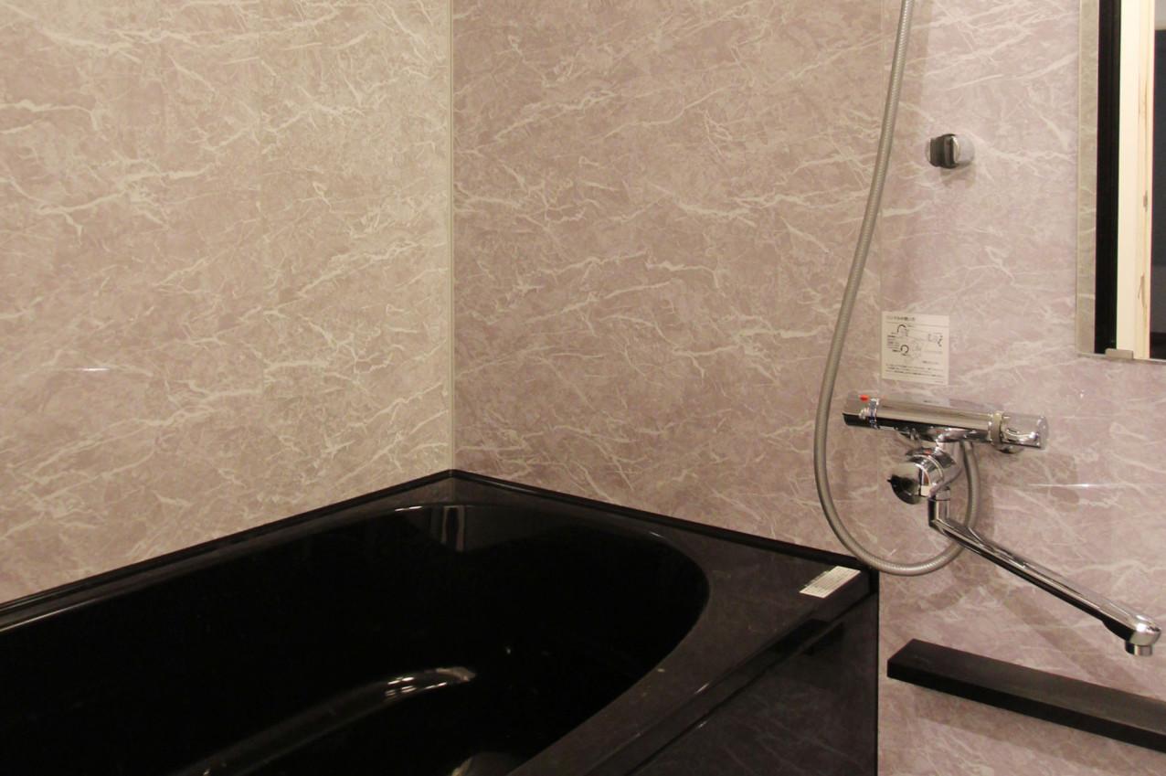 京都市上京区N様邸マンション浴室リフォーム