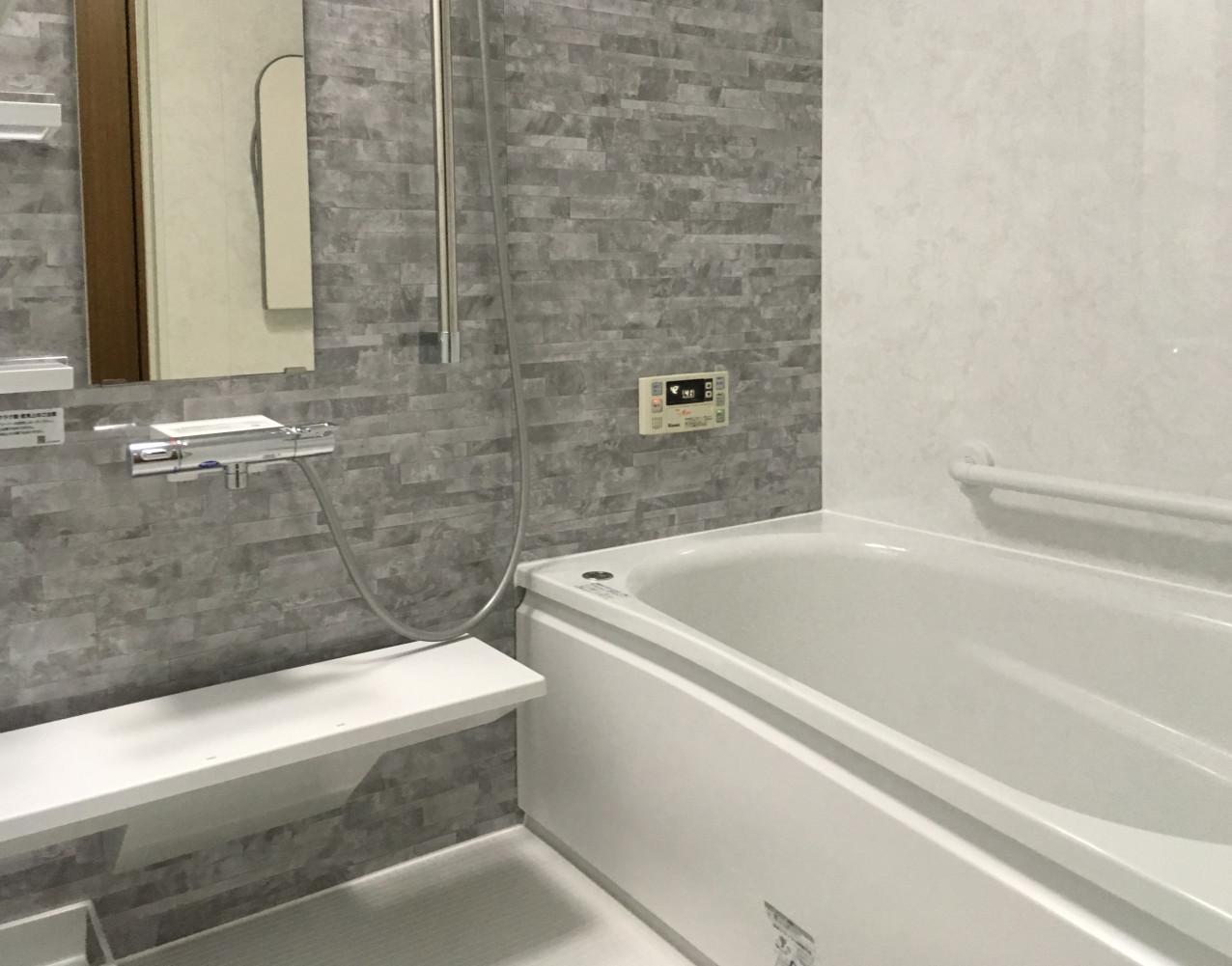 埼玉県ふじみ野市K様邸マンション浴室リフォーム