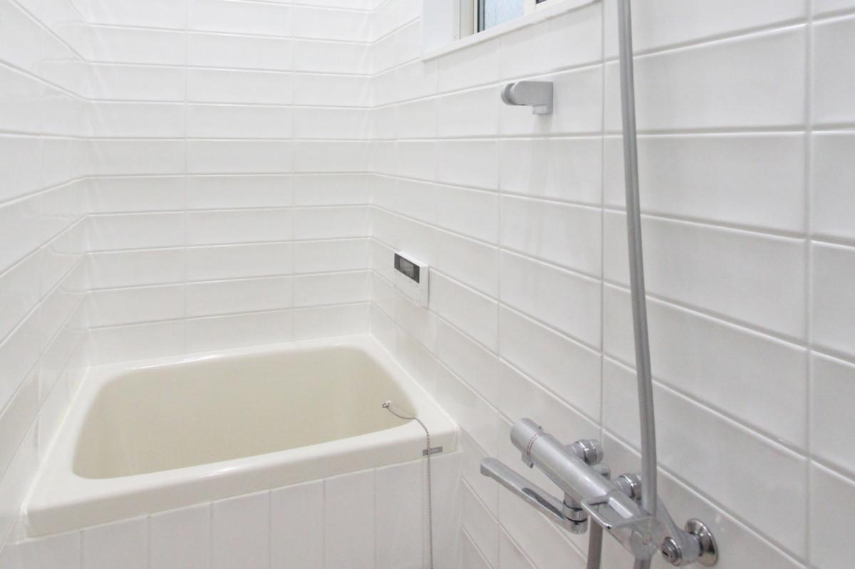 京都市上京区S様邸一戸建て浴室リフォーム