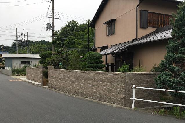 奈良県橿原市T様邸外構リフォーム