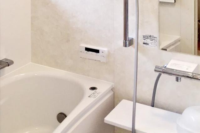 埼玉県比企郡N様邸一戸建て浴室リフォーム