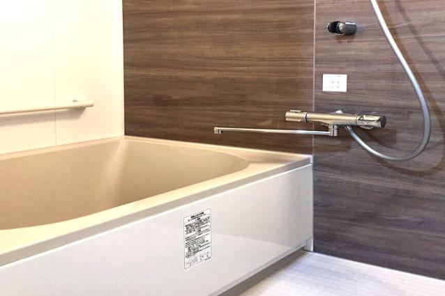 埼玉県坂戸市T様邸マンション浴室リフォーム