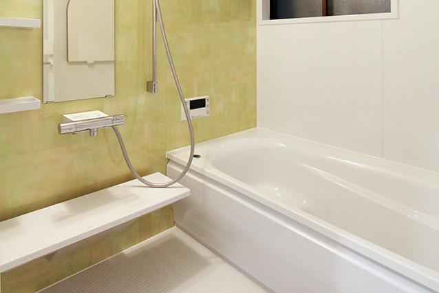 京都市伏見区M様邸一戸建て浴室リフォーム