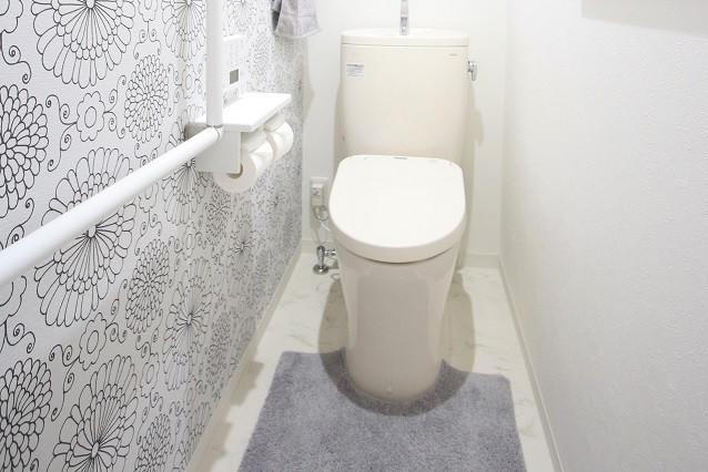 奈良県葛城市F様邸トイレ内装リフォーム