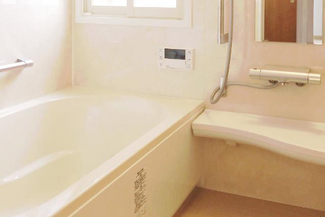 H様邸一戸建て浴室リフォーム