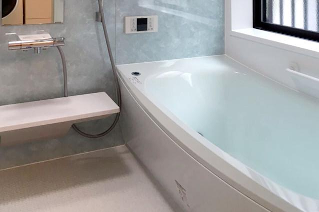 埼玉県上尾市K様邸一戸建て浴室リフォーム