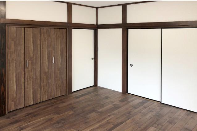埼玉県さいたま市S様邸和室から洋室に