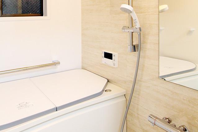 京都市上京区I様邸一戸建て浴室リフォーム