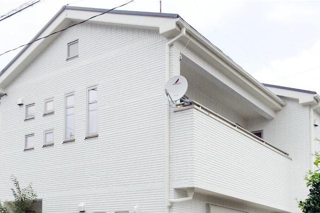埼玉県川越市U様邸外壁塗装