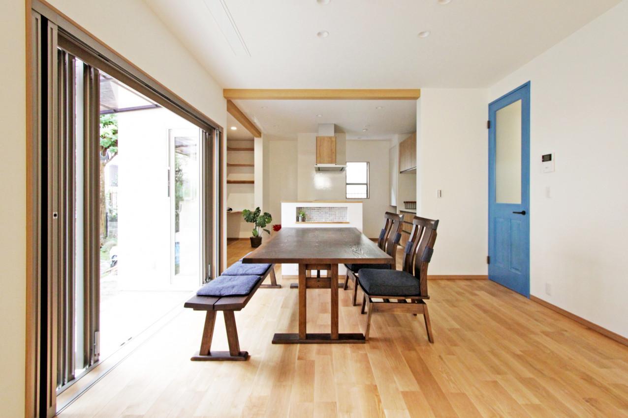 京都市西京区Y様邸1階・外部改装工事